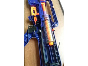 Nerf Longshot Quick Access Spring Rest