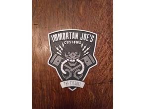 Immortan Joe Mad Max Fury road
