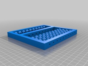 Abacus for the Blind