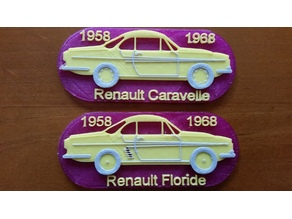 Renault Caravelle & Floride for 'Steph'