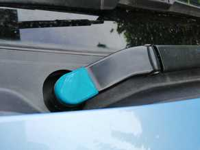 Toyota Prius Wiper Arm Head Nut Cover Cap