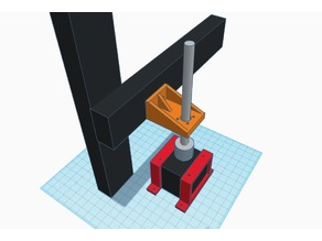 Tevo (Universal) Inverted Z Axis