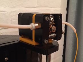 Anet A8 Bowden Extruder Mount