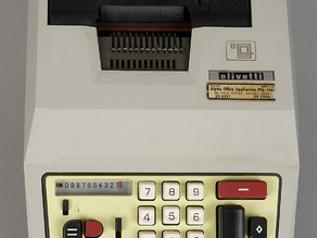 Olivetti Calculator (1964)