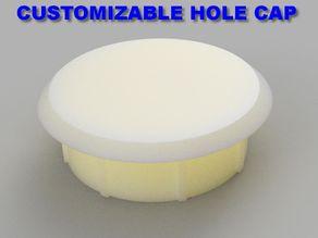 Customizable Hole cap