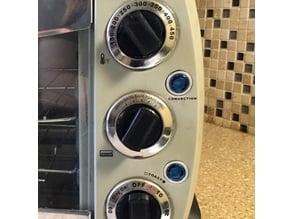 Euro-Pro Toaster Knobs