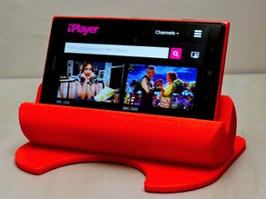 Tablet/Large phone stand