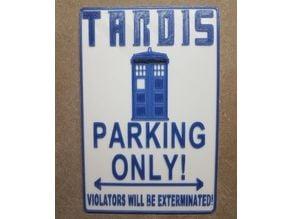 Tardis Parking