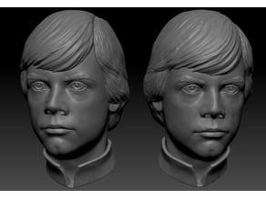 Luke Skywalker (old version)