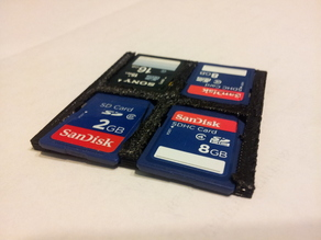 Thicker Sd Card Holder