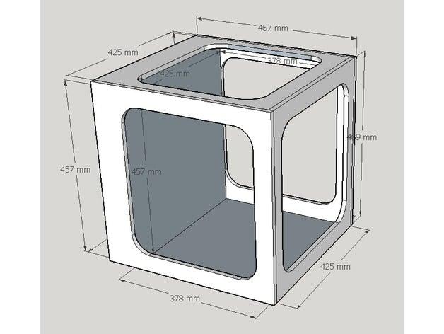 CoreXY 3D Printer by mataksik