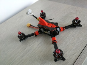 EMAX Hawk5 fin (Turtle mode)