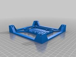 Fabrikator Mini base w/integrated Raspberry Pi B+/2/3 case