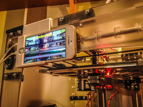 Vertex 3D (K8400) iPhone Time-Lapse holder