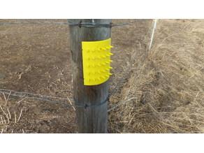 FuzNuz post scratcher