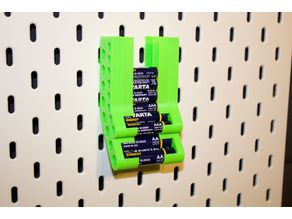 IKEA SKADIS - AA+AAA Battery tray