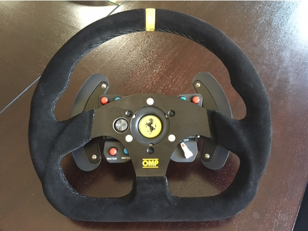 Thrustmaster Wheel Adapter - suit Ferrari 458 Challenge
