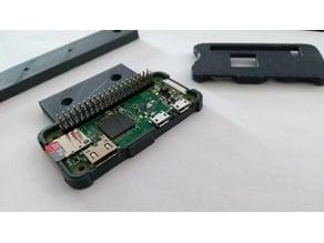 Raspberry Pi Zero Monitor Mount Bracket