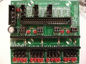 P4AC 4 axis controller