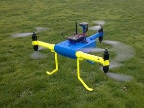T6 / Y6 hexacopter
