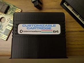 Customizable Commodore 64 Cartridge