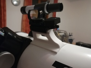 "red dot sight mount for 6"" telescope"