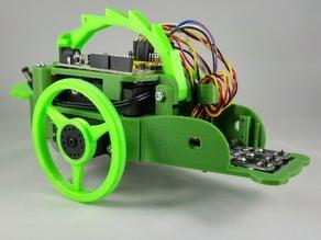 Arduino open-source robot: Humbot Sargantana