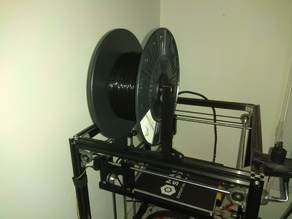 Tronxy X5 Spool Holder (Support bobine)