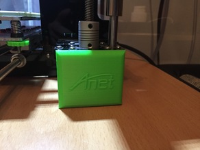 Anet A6 Z axis stepper motor dust cover
