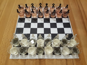 Chess Drinking Game