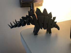Flexy Stegosaurus