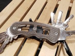Knife shaped Key Organizer