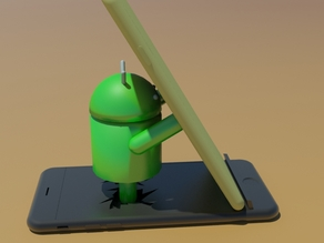 android smartphone holder