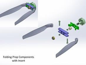Aeronaut Folding Prop Stop insert