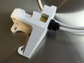 eMAKER Huxley Remixed Bowden Extruder for use with E3D V6