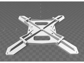 He3D Heatbed Modular Plate Support