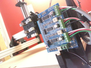 Shapeoko 2 Arduino Mount