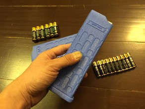 BatteryMag For AAA Batteries