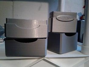 TCG Deck Box - UltraPro Original Satin Tower Mock