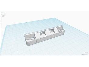 Gantry I3 Y-belt holder