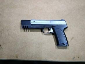 Lara Crofts HK 9mm Pistol (Tomb Raider)