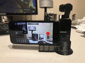 OSMO Pocket & Phone Stand