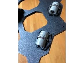 Prusa i3 MK3 Igus RJ4JP y-axis adapter