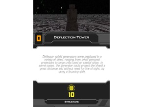 Deflection Tower 1/270 (Rogue Leader Version)