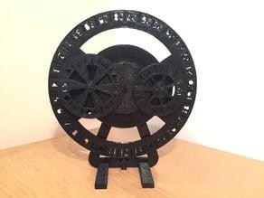 Mechanical Calendar