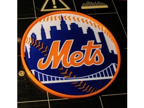 New York Mets Coaster