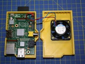 Raspberry Pi Model B Case - Cool