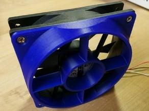 120 mm Fan Air Flow Optimizer/ Flow Rectifier / Nozzle