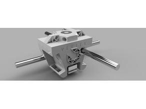 Vertex K8400 E3D v6 hot end 1.75mm (cheap version)