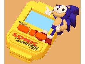 Tiger Electronics Sonic Wristwatch